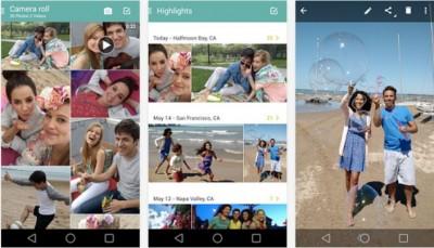 Motorola Update Aplikasi Galeri danKamera