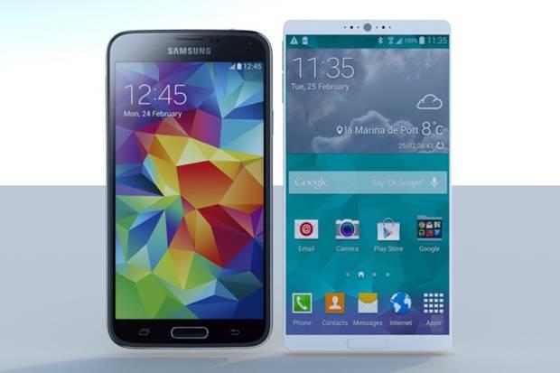 Pre-order Galaxy S6 Empat Kali Lipat dari GalaxyS5